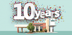 The Portage Branch Turns 10!