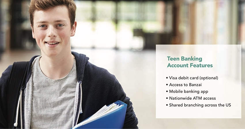 Introducing Teen Banking
