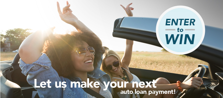 Let us pay us to $500 on your MACU auto loan - ENTER TO WIN!