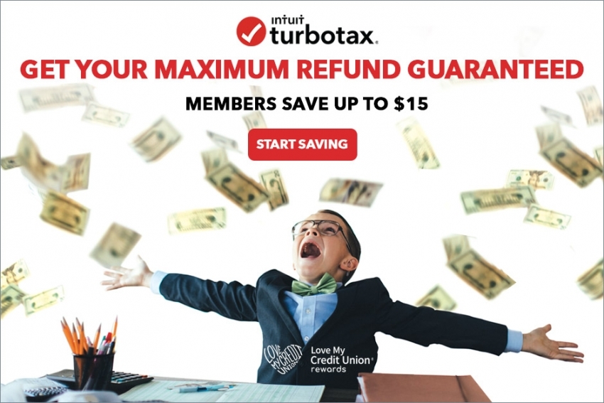 MACU Members Save on Turbo Tax