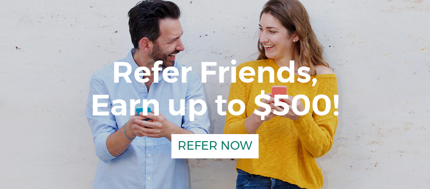 NEW Referral Program